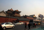 The Lama Temple, in the north of the city