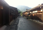 Tsumago, a rustic and old village. Unfortunately for me, the whole village completely closed down at 5PM
