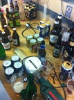 The great beer tasting at Brewlab. Fun evening..
